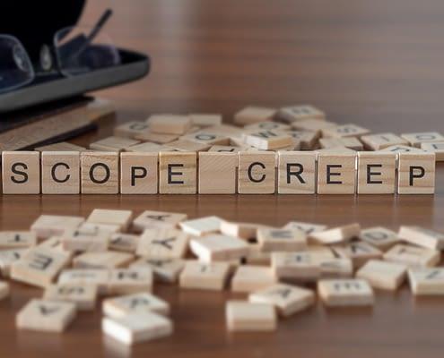 Scope Creep Titelbild
