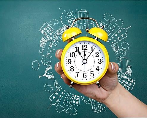 Zeitmanagement Titelbild