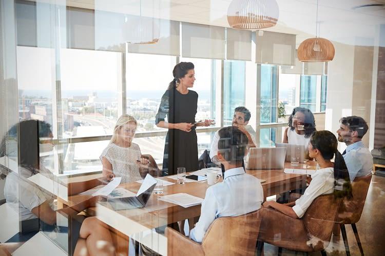 Funktionen und Rollen von Manager bezüglich Kommunikation im Team