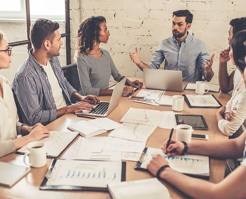 Möglichkeiten und Ideen für Teamkommunikation
