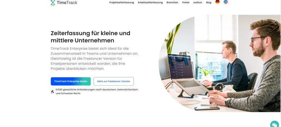timetrack-website