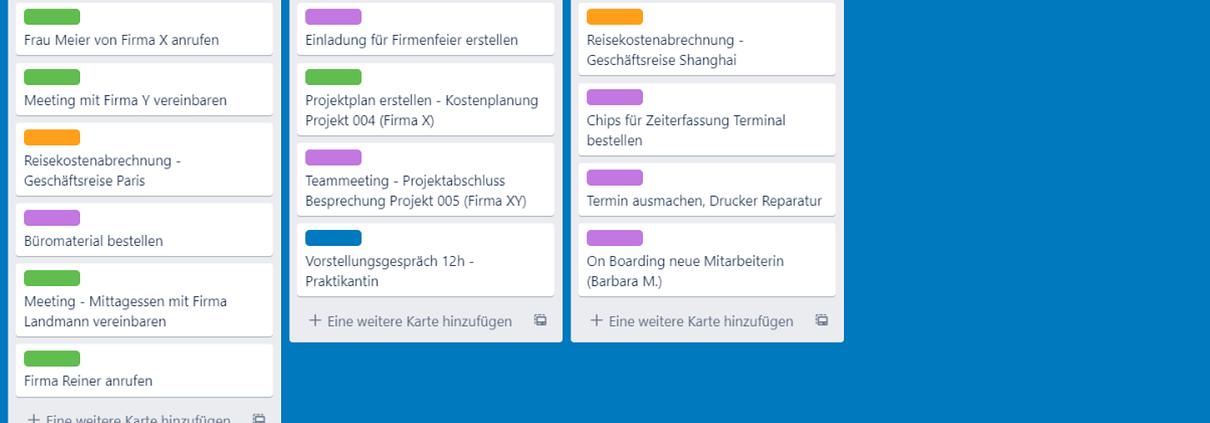 trello-projektmanagement