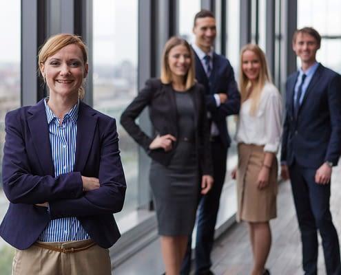 Positive Leadership Titelbild