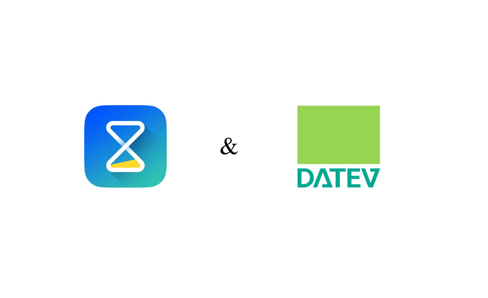 Timetrack Datev Logo