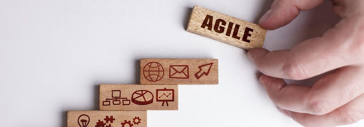 Agiles Projektmanagement_Titelbild