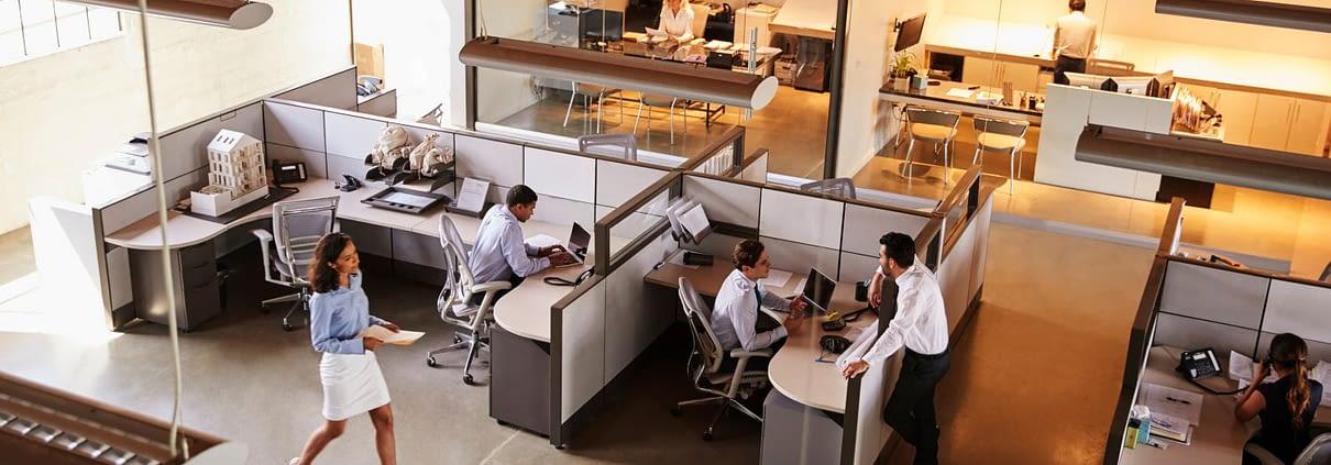 Büroorganisation Titelbild