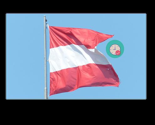 Zeiterfassung - die gesetzlichen Regelungen in Österreich
