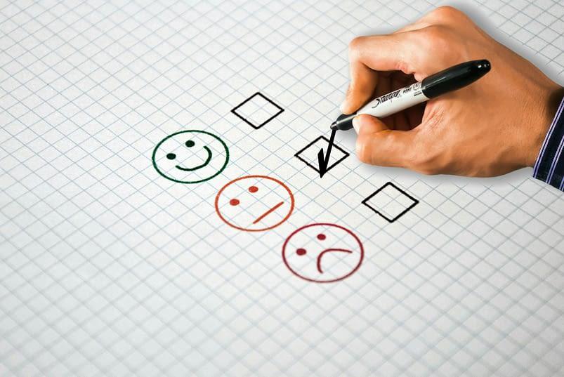 Befragungen zur Mitarbeiterzufriedenheit